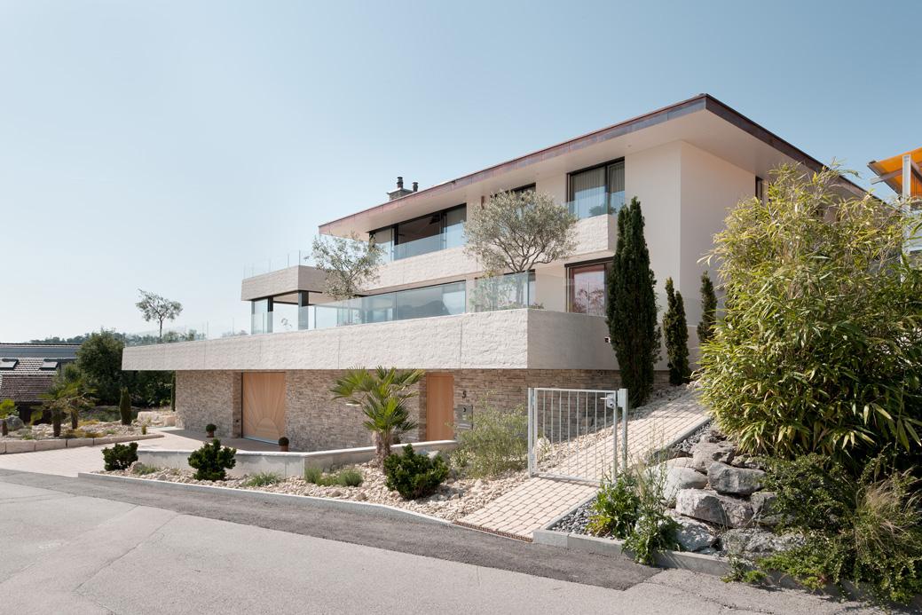 Viktor burri architekten detail einfamilienhaus in for Innenarchitektur einfamilienhaus